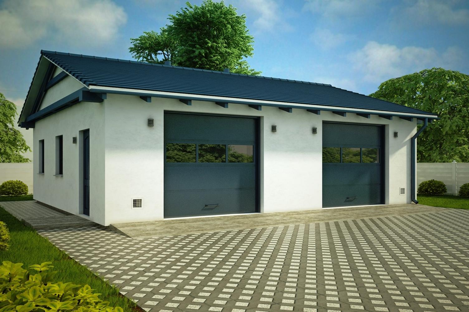 Строительство гаражей под ключ в Хабаровске